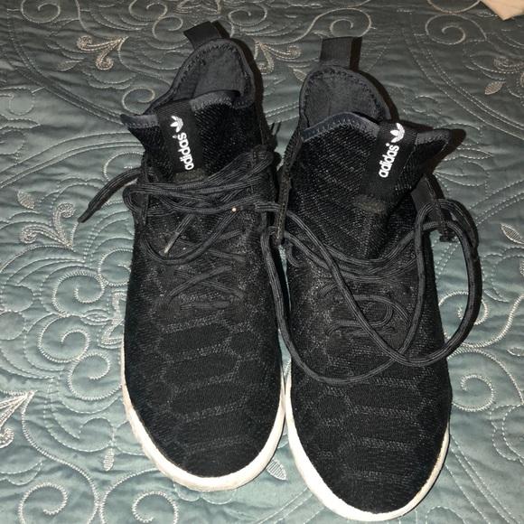 le adidas tubulare uomini scarpe taglia 95 poshmark